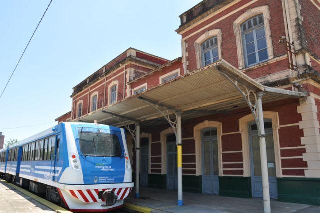 Chaco insiste para la rehabilitación de los Trenes Metropolitanos
