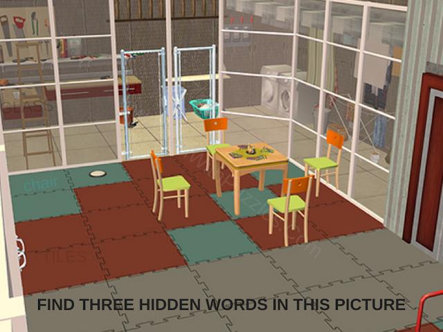Three Hidden Words Puzzle Image