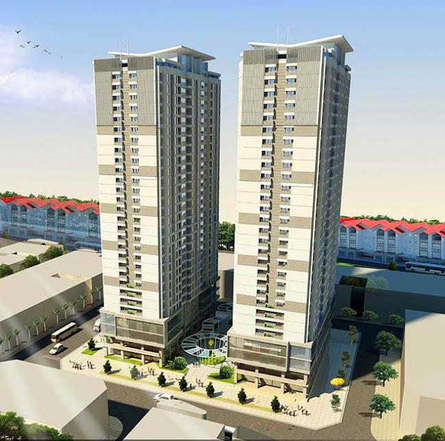 Chung cư AZ Sky Tower Định Công