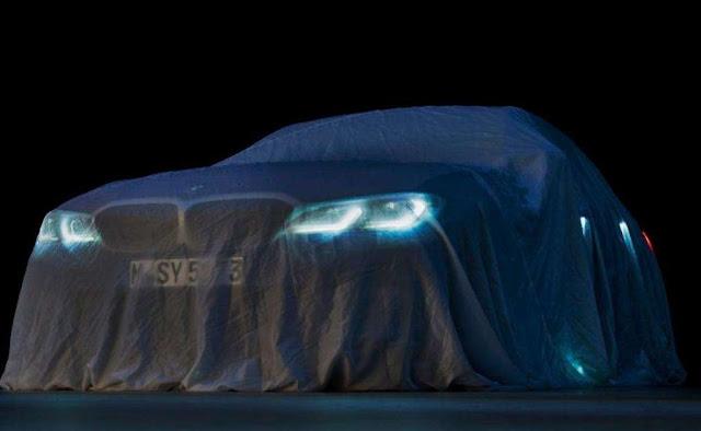 BMW revelará el nuevo Serie 3 en París