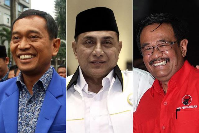 3 Calon Pemimpin Sumatera Utara,Siapakah Pilihan Anda?