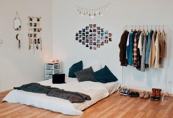 Trang trí phòng ngủ theo phong cách Hàn Quốc 05