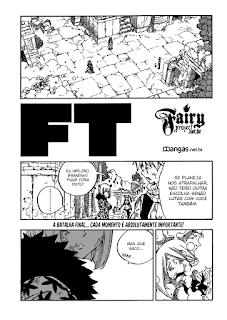 Fairy Tail 501 Mangá Português