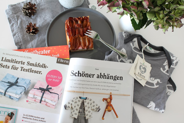 Smafolk ELTERN  Magazin Ausgabe 9 Herbst Kooperation Fall 2017 Jules kleines Freudenhaus