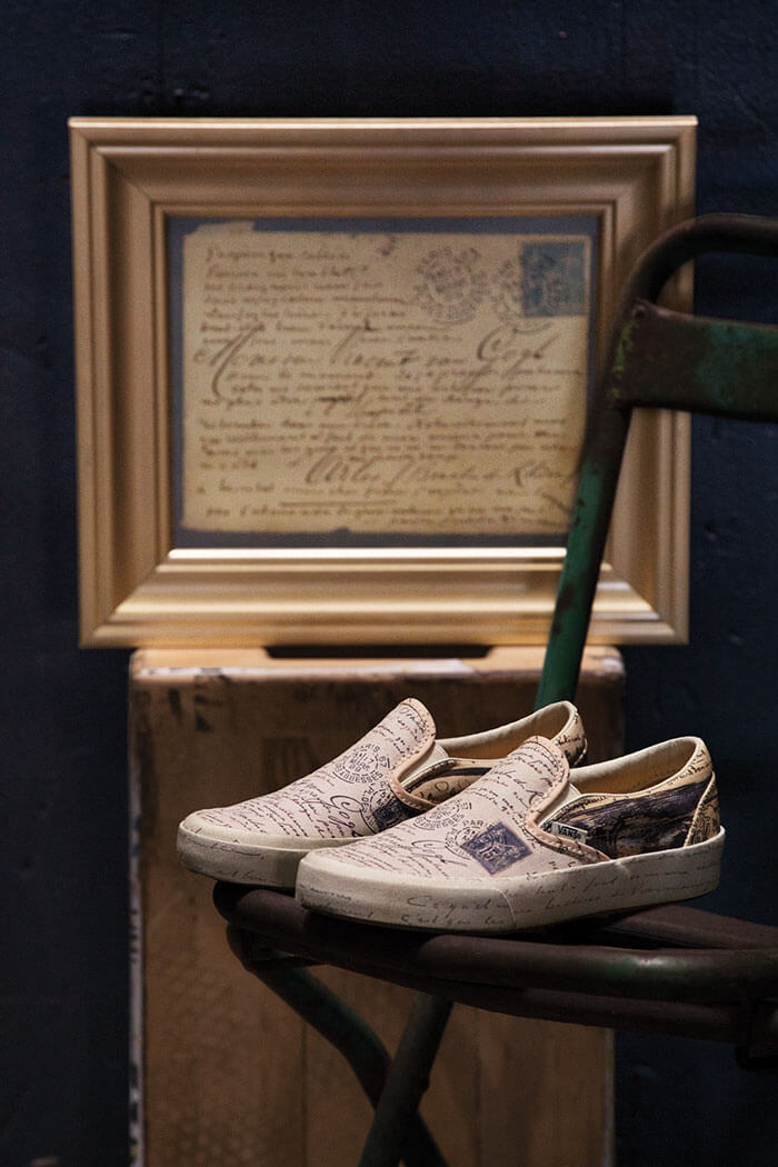 Vans Teams Up With The Van Gogh Museum And Releases A New Fascinating Fashion Line