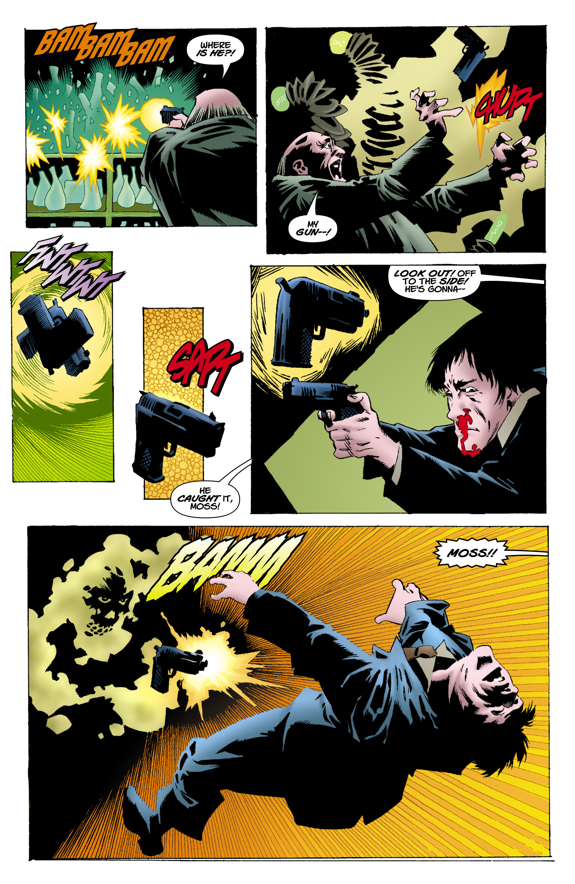 Read online Batman: Unseen comic -  Issue #2 - 17