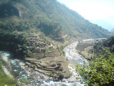 Beautiful old world charm and natural scenic beauty of the Himalayan environs