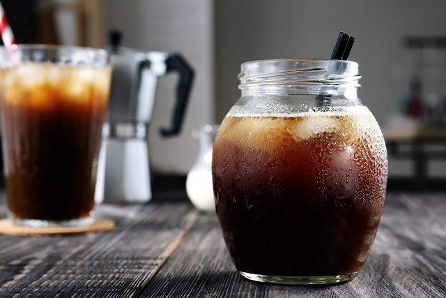 Coffee helps reduce stress