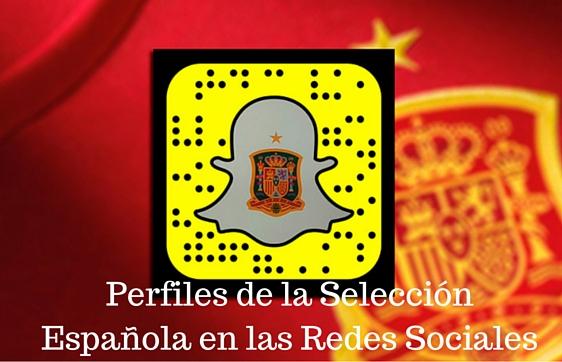 Redes Sociales, Social Media, España, Selección española, perfiles, eurocopa, 2016,