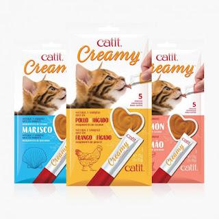 10 probadores probarán gratis comida para gatos de Catit
