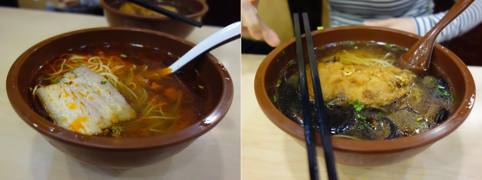 What to eat in Shanghai Ramen Noodles