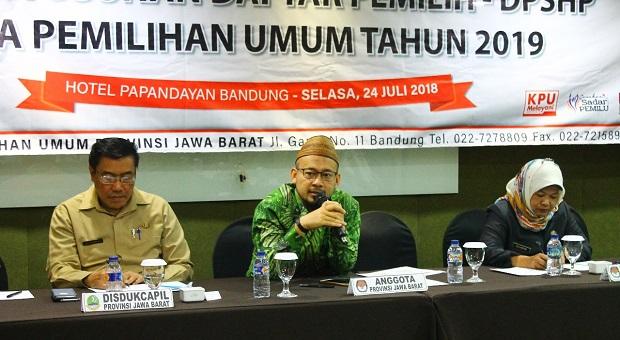 Pemilu Serentak 2019, KPU Tingkatkan Kualitas Data