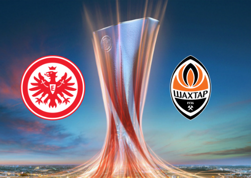 Eintracht Frankfurt vs Shakhtar Donetsk - Highlights 21 February 2019