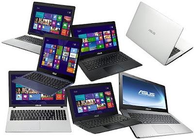 Spesifikasi laptop asus terbaru