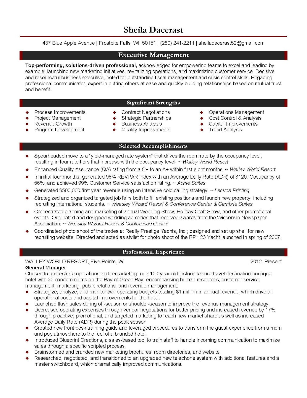 what to look for in a free resume template - Google Resume Template Free