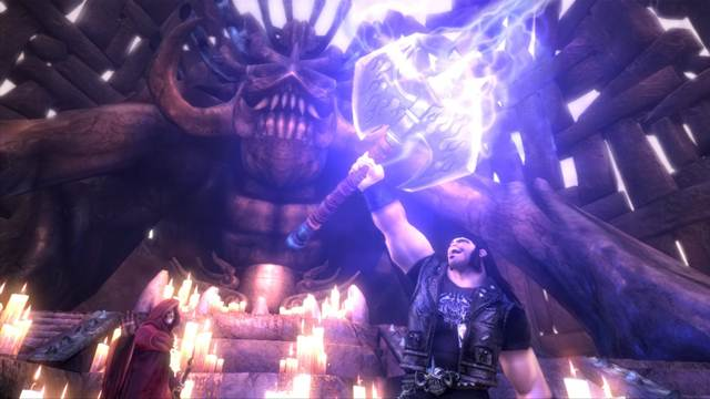 Brutal Legend PC Full Español Reloaded