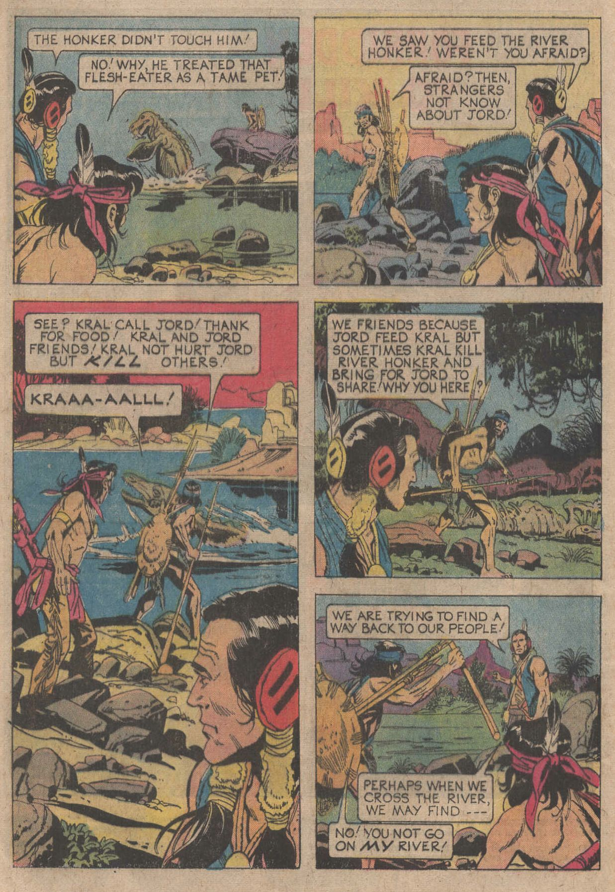 Read online Turok, Son of Stone comic -  Issue #106 - 4