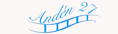 Logo blog de viajes Anden 27