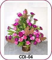 karangan Bunga Selamat Berbahagia