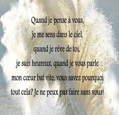 Romantiques Textes Damour Messages Et Sms Damour