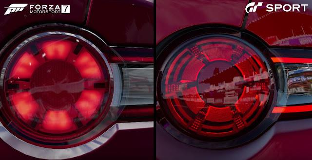 بالفيديو شاهد المقارنة الشاملة بين رسومات Gran Turismo Sport و Forza Motorsport 7