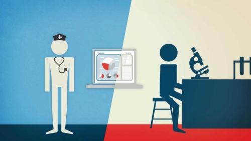 обработка медицинских данных