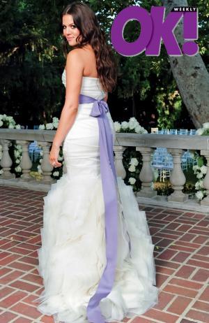 Vestido noiva estilo sereia das famosas, Khloe Kardashian