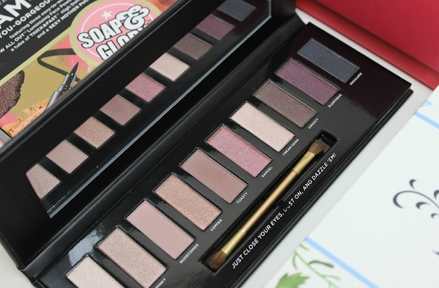 A picture of Soap & Glory The Perfect Ten Limited Edition Ten-Shade Shadow Palette