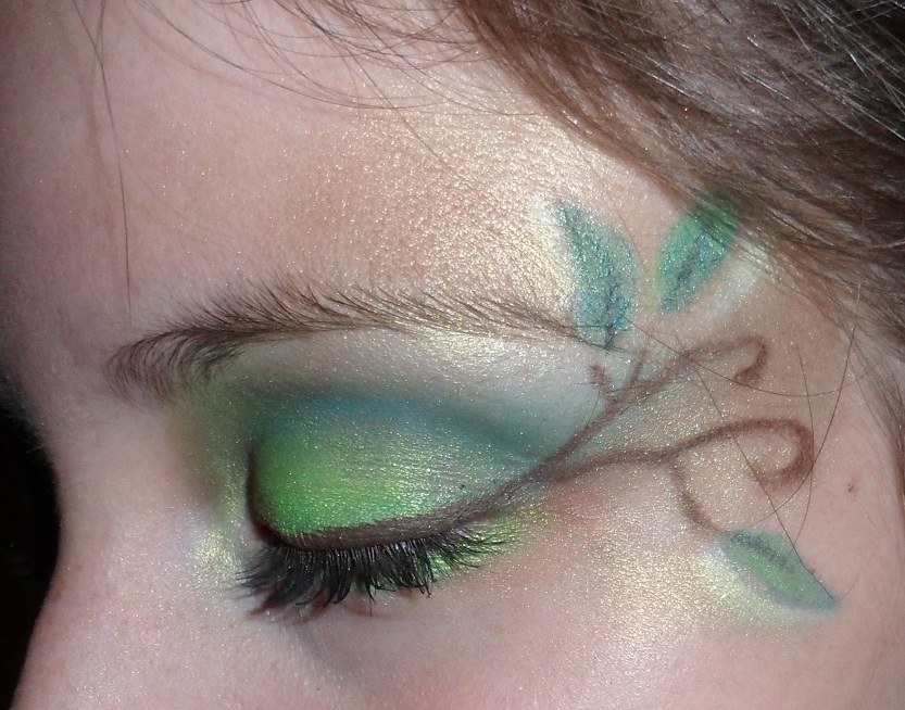 Green Envy Mascara Maybelline