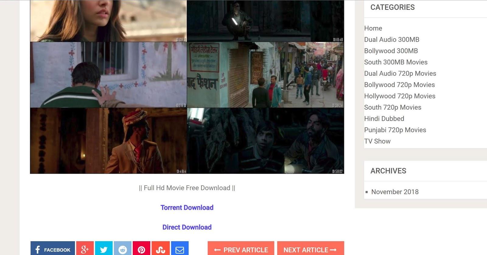 hindi movie torrent download link