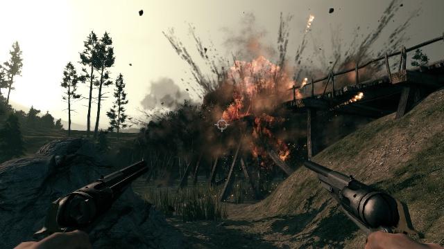 Download Call of Juarez Bound in Blood PC Gameplay