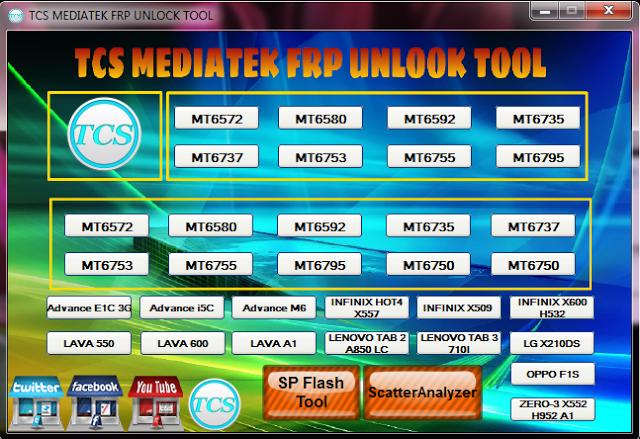 Mediatek Frp Unlock Tool 2018 - TUSER HAPE
