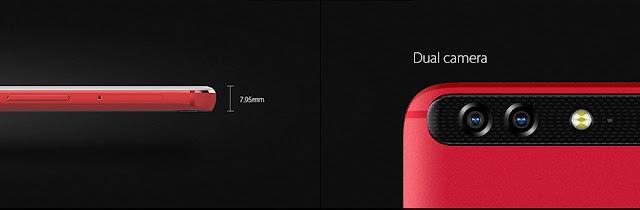 هاتف رائع Infinix Zero 5 يحتوي على 6 جيجا رام و64 جيجا في الذاكرة وكاميرتان خلفيتان !!