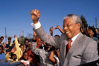 Nelson Mandela Status in English 2022