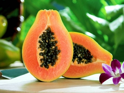 Prevent Premature Aging With Papaya