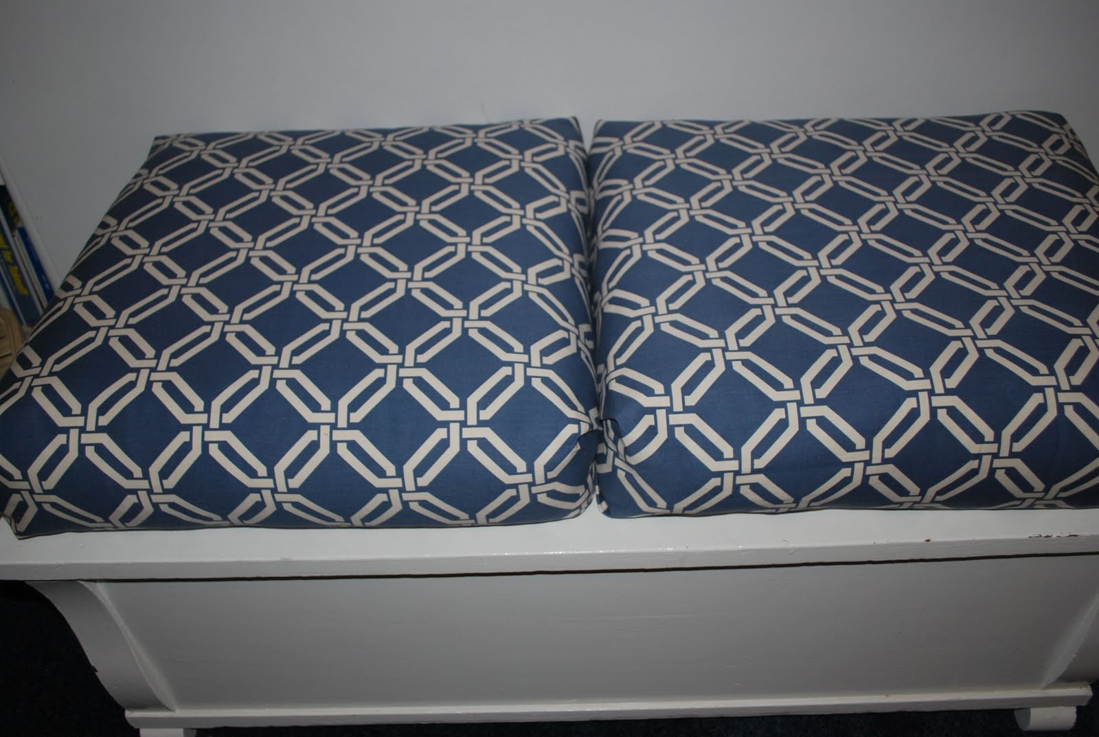 Sofa Set Cover Stitching Almost No Sew Box Cushions Sweetwater Style