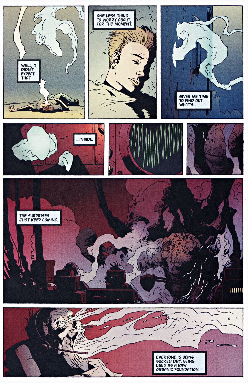 Read online Hellboy: Weird Tales comic -  Issue #7 - 23