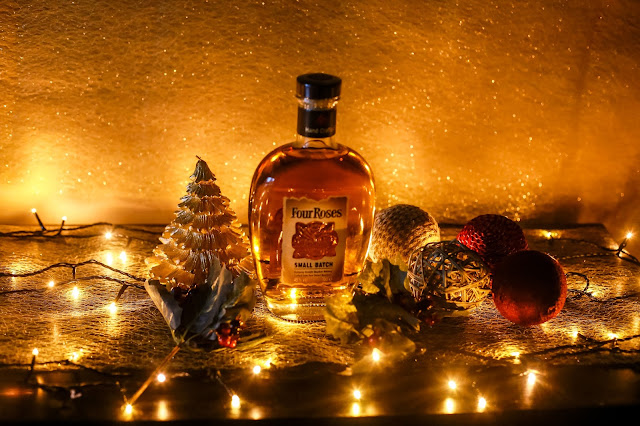 Four Roses, Small Batch Bourbon - 17 ways to survive the Christmas Preparations, Mandy Charlton, Photographer, Writer, Blogger, pre-christmas gift guide