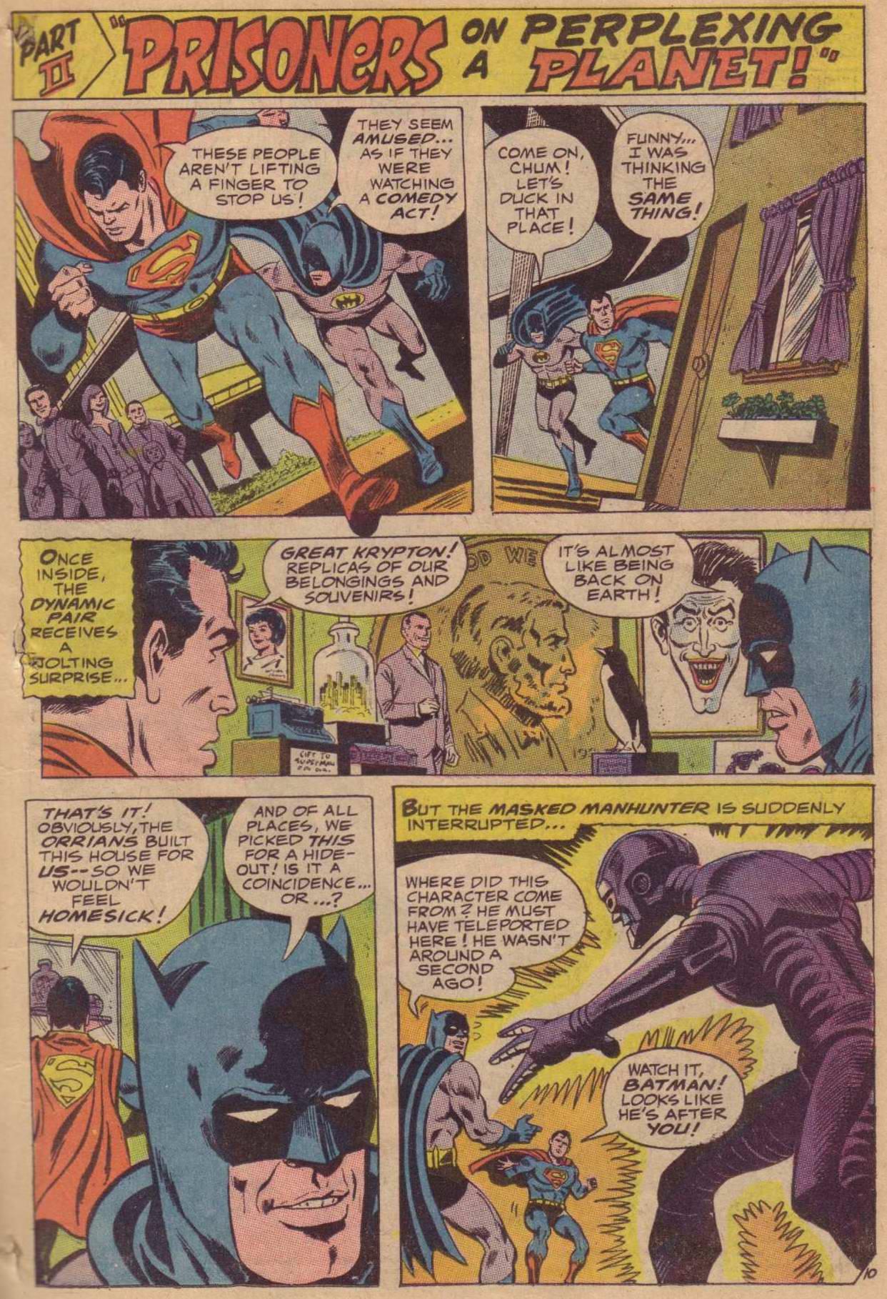 Read online World's Finest Comics comic -  Issue #181 - 12