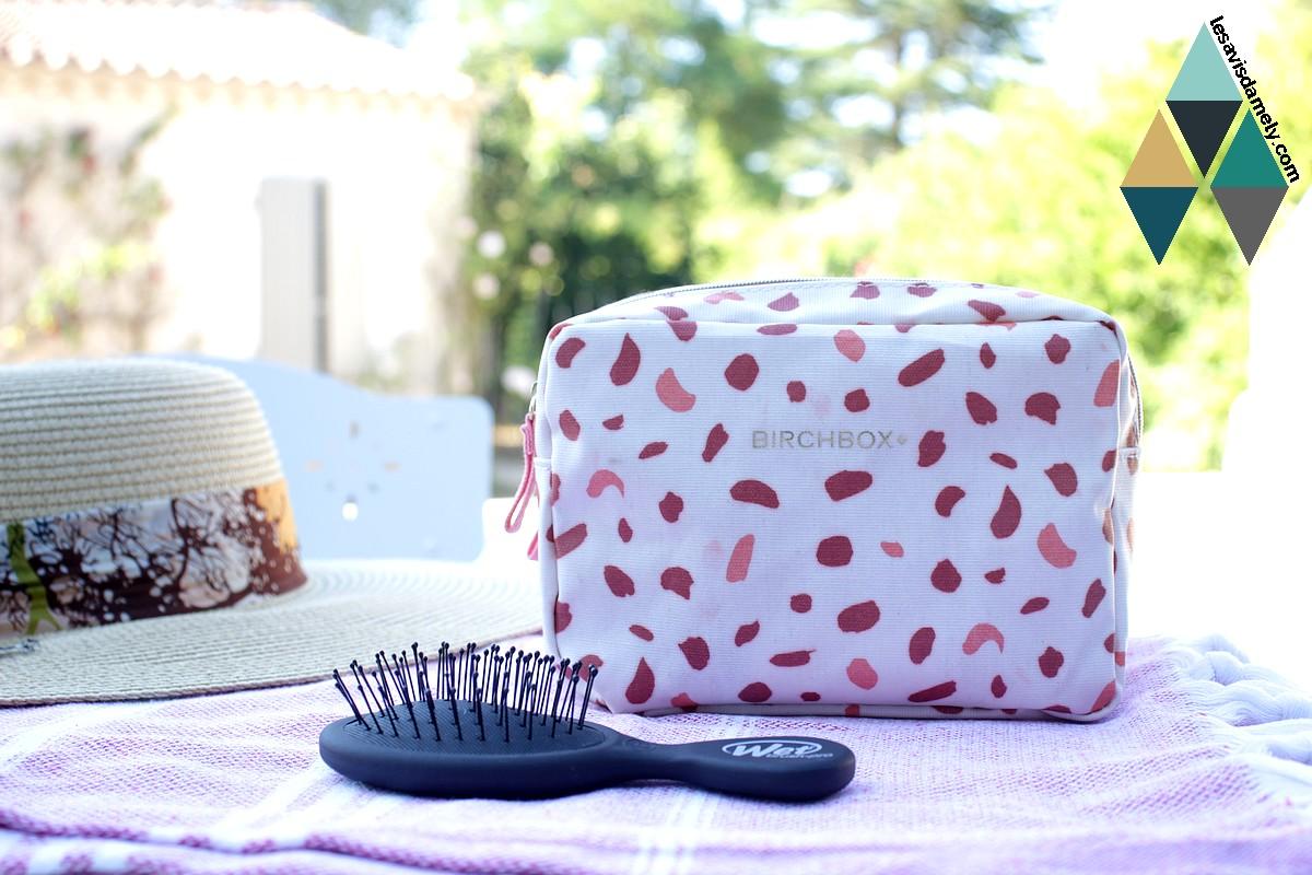 Brosse à cheveux LIL' DETANGLER Mini de The WetBrush :