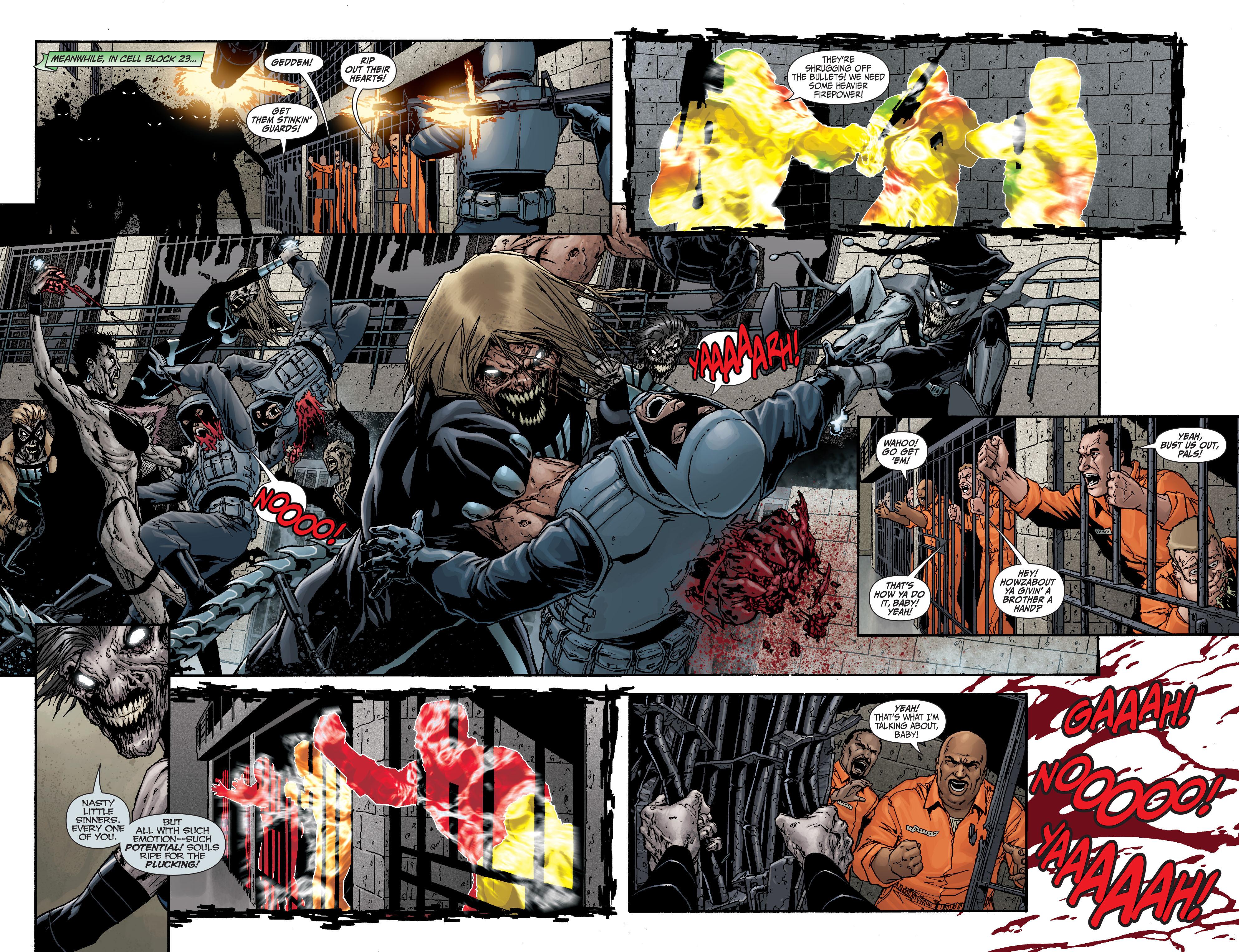 Read online Secret Six (2008) comic -  Issue #17 - 11