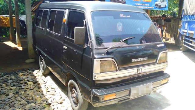 Sejarah Perjalanan Suzuki Carry Trapesium ST100 di Indonesia