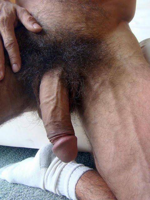 Are right, big cocks with pubic black hair with