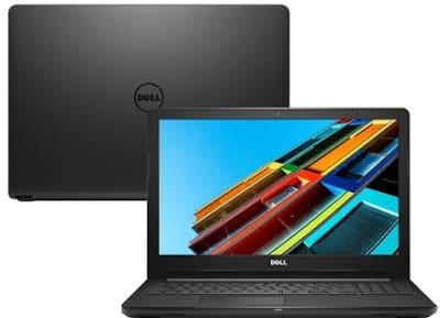 Foto do Notebook Dell i15-3567-m10p Intel Core i3 6006U