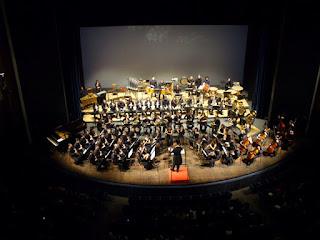 STORIE DI MARE NARRATE IN MUSICA DALL'ORCHESTRA A FIATI DEL CONSERVATORIO CORELLI