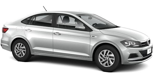 VW Virtus 1.6 MSI Automático 2019 - preço