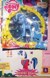 EU Pony Magazine Trixie Shining Armor February