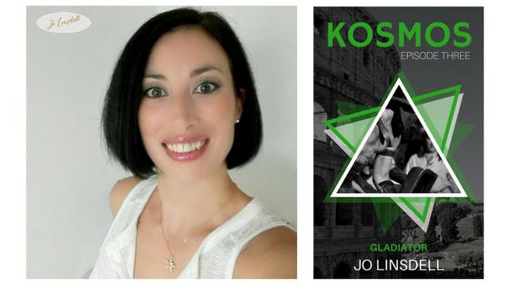 发行日:《角斗士》(KOSMOS第三集)乔·林斯戴尔18luck网站