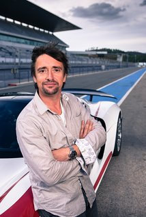 Richard Hammond. Director of Top Gear: The Perfect Road Trip