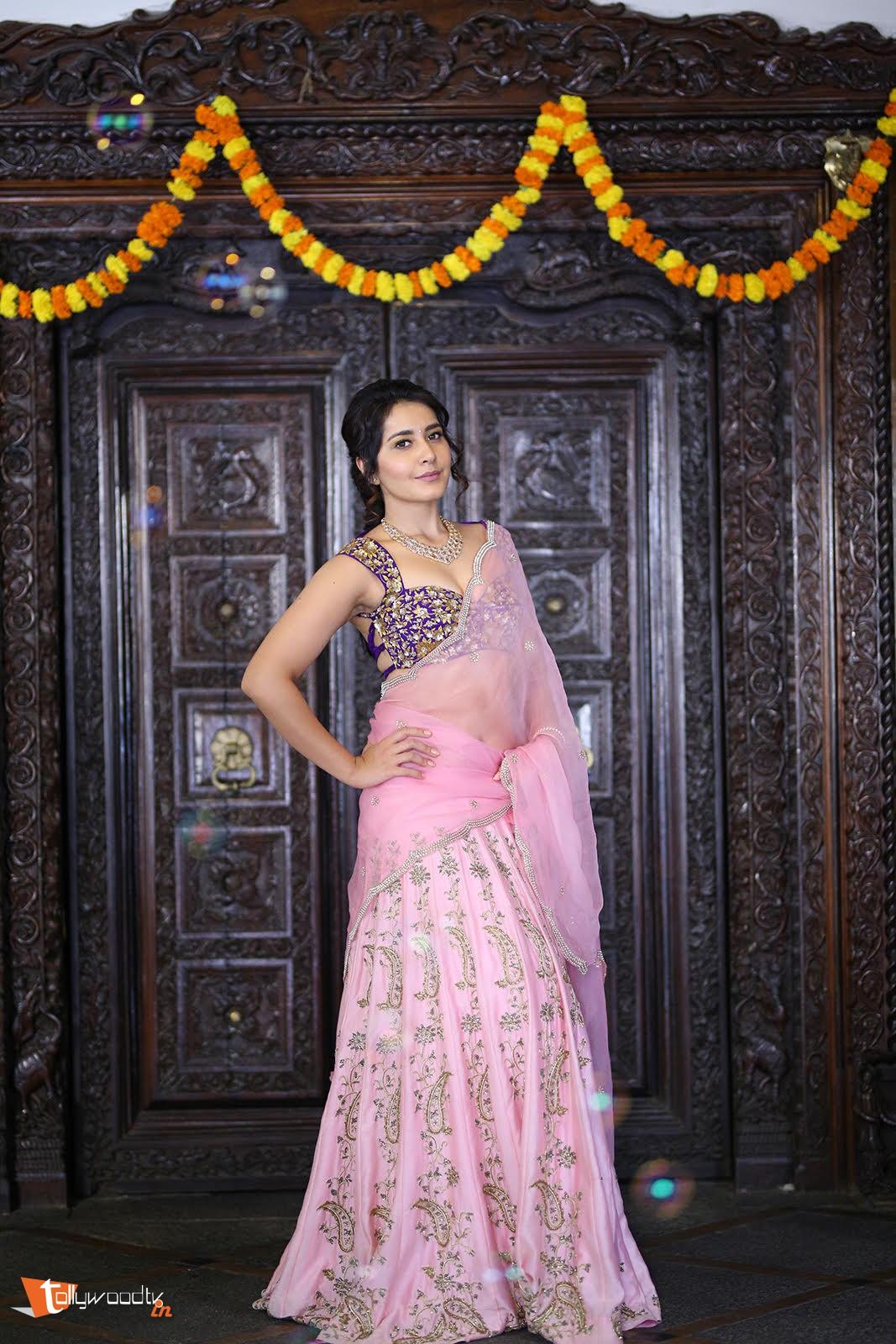 Raashi Khanna Pongal Photoshoot-HQ-Photo-13
